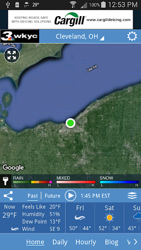 WKYC Weather  screenshots 1