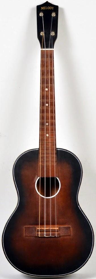 Melodey Baritone ukulele