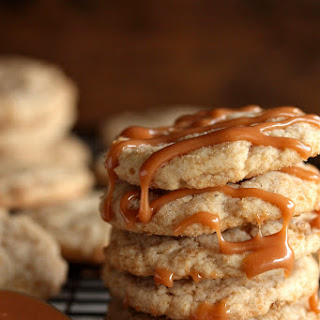 Caramel Macchiato Cookies.