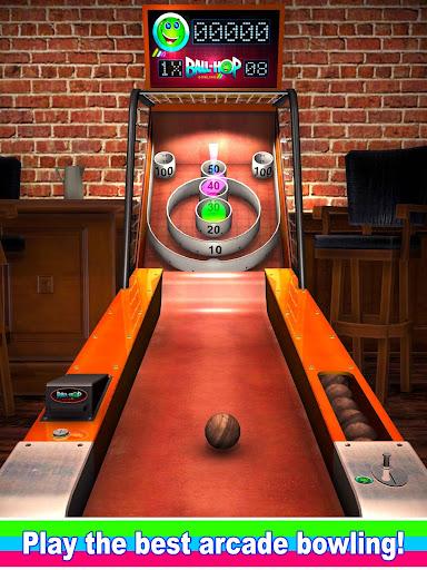 Ball-Hop Bowling - The Original Alley Roller apkslow screenshots 7