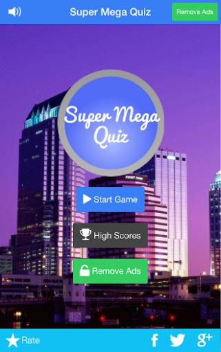 Super Mega Quiz