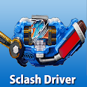 DX Sclash Driver Sim for Build Henshin icon