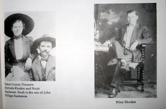 Photo: Riley and His Daughter Malinda / Found Together