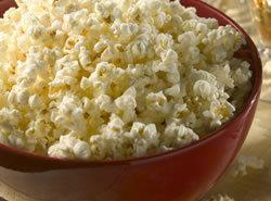 Surgary Popcorn Recipe