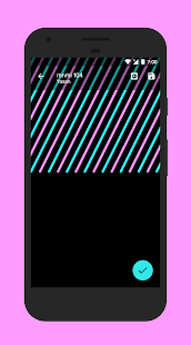 AMOLED mnml (Legacy) Screenshot