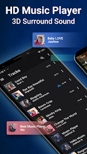 Music Player for Android-Audio 3.0.0 Latest MOD APK 2