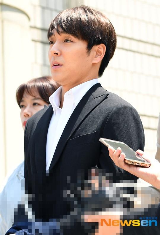 choi jonghoon arrest