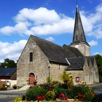 photo de Eglise de St Christophe du Luat