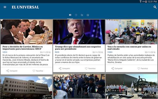 El Universal 3.2.4 screenshots 7