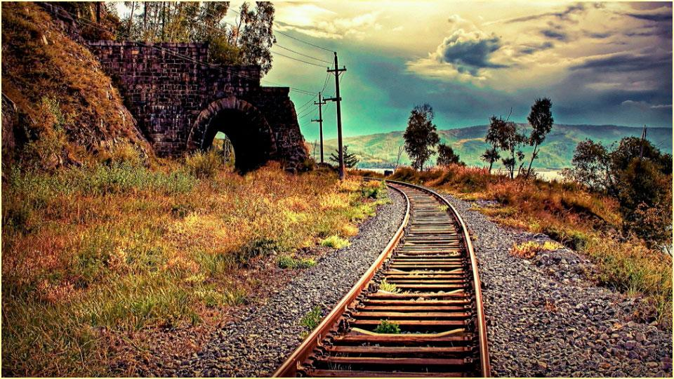 Hd Rail Road Wallpapers Android Apps On Google Play
