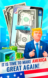Donald's Empire: idle game Mod Apk (Free Boost +  Shopping) 5