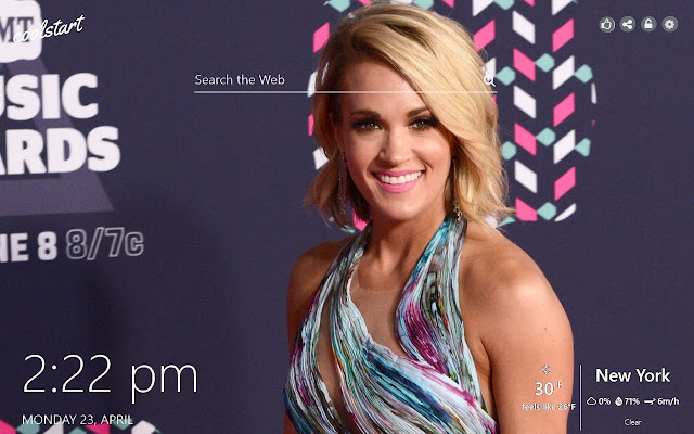 Carrie Underwood HD Wallpapers Music Theme