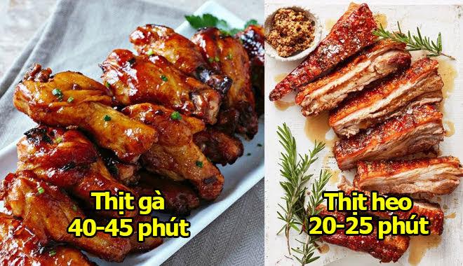 Thời gian chuẩn nhất để nấu món thịt xuất sắc như ngoài hàng, sai 1 phút là mất ngon ngay