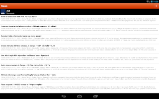 Screenshot of IGiornali