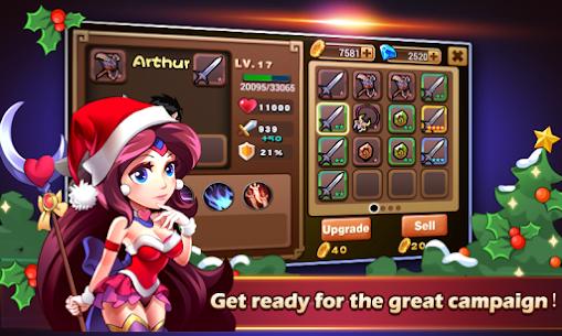 Brave Fighter MOD 2.2.9 (Unlimited Diamonds/No Ads) Apk 2