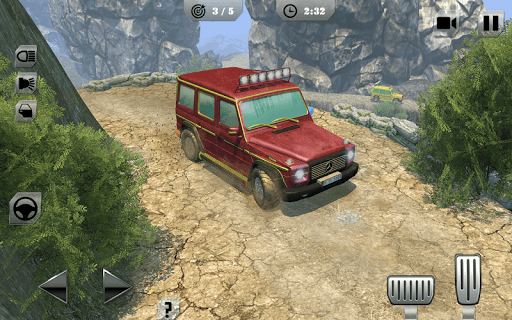 Off-Road Jeep Hill Climbing 4x4: Petualangan 3D 1.5 screenshots 16