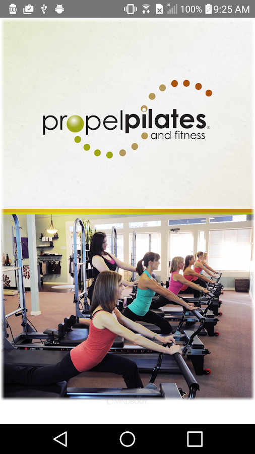 Propel Pilates and Fitness- screenshot