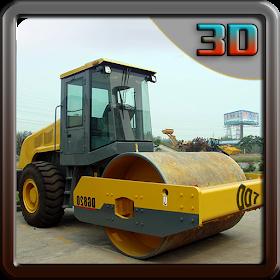 Roller Construction Simulator