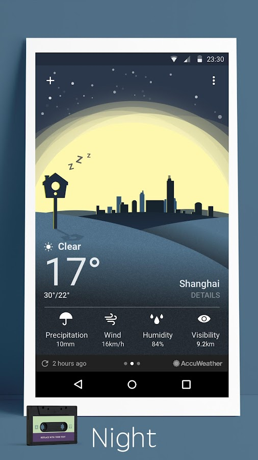 Weather - Simplicity Weather Screenshot