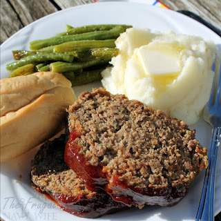 The Best Old Fashioned Meatloaf Recipe You Will Eat.