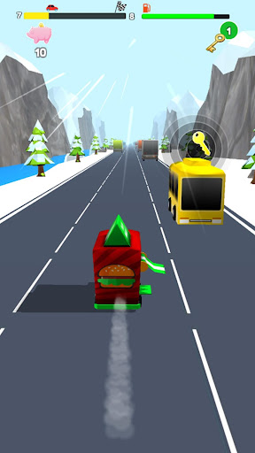 Highway Driver apkpoly screenshots 4