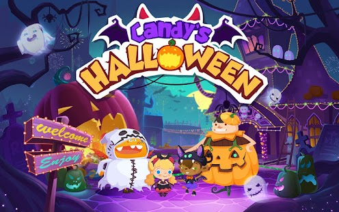 Candy's Halloween - Android Apps on Google Play