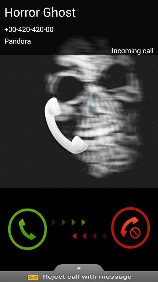 Ghost Calling Prank- screenshot