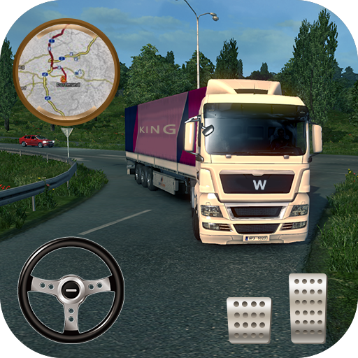 Cargo Truck Driving Sims 2018