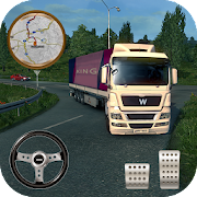 Cargo Truck Driving Sims 2019