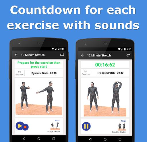 12 Min Stretch Workout