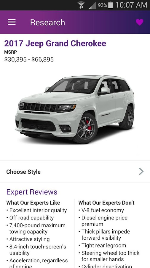 Cars.com – New & Used Cars- screenshot