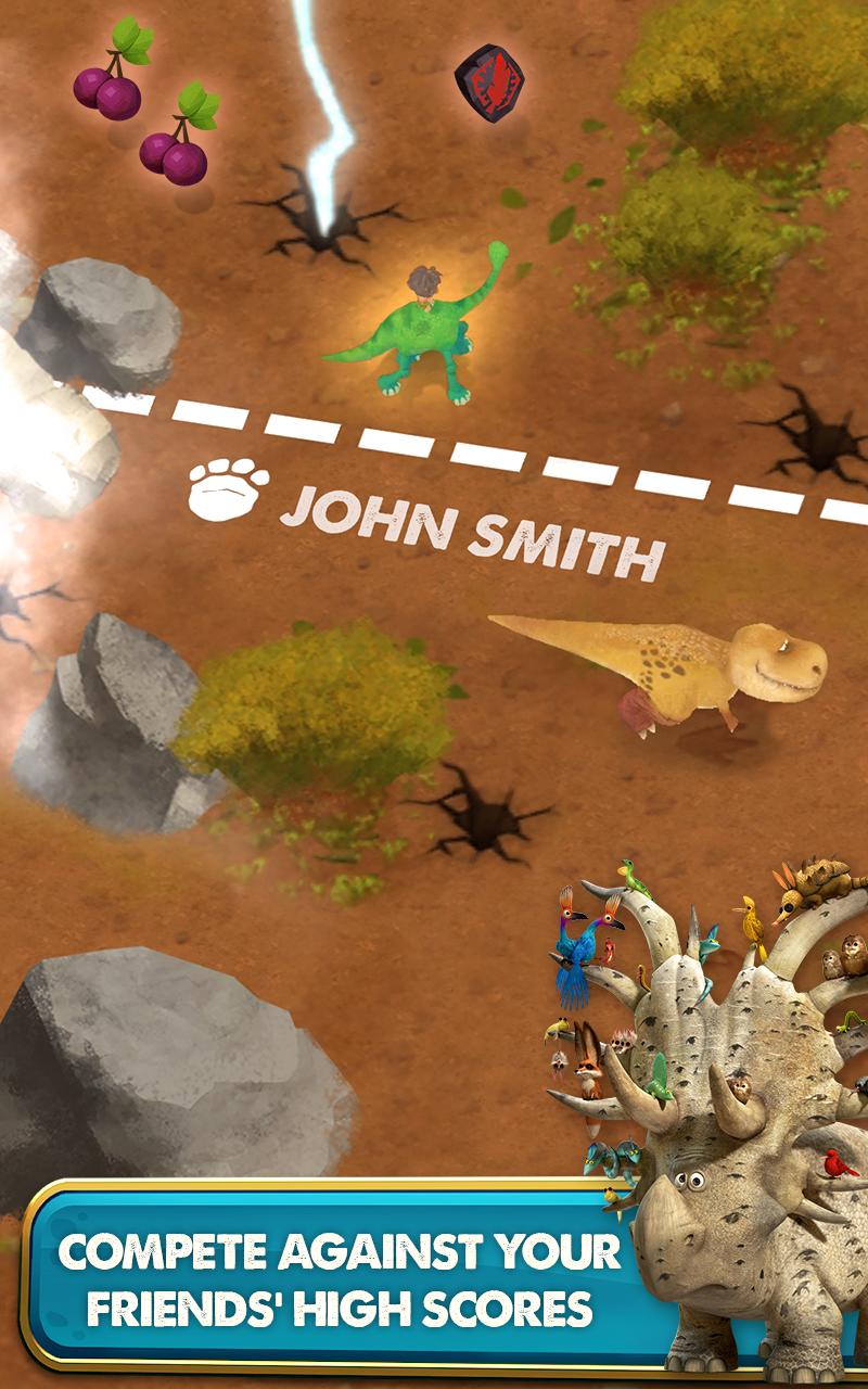 Good Dinosaur: Dino Crossing screenshot #3