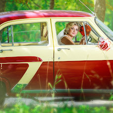 Wedding photographer Sergey Gapeenko (Gapeenko). Photo of 09.08.2016
