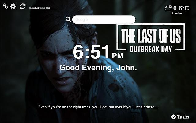 The Last of Us: Part 2 HD Wallpaper
