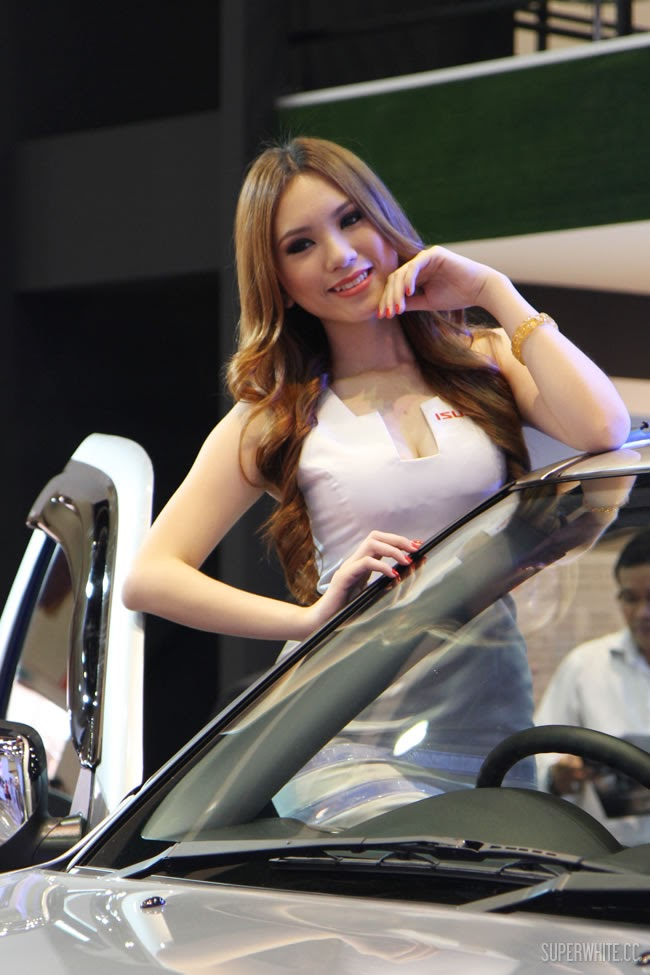 Motor Show 2010 Booth Babes