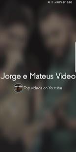 Jorge e Mateus Video - náhled