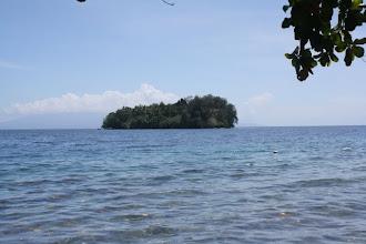 Photo: Little Island off of Vella Lavella Island