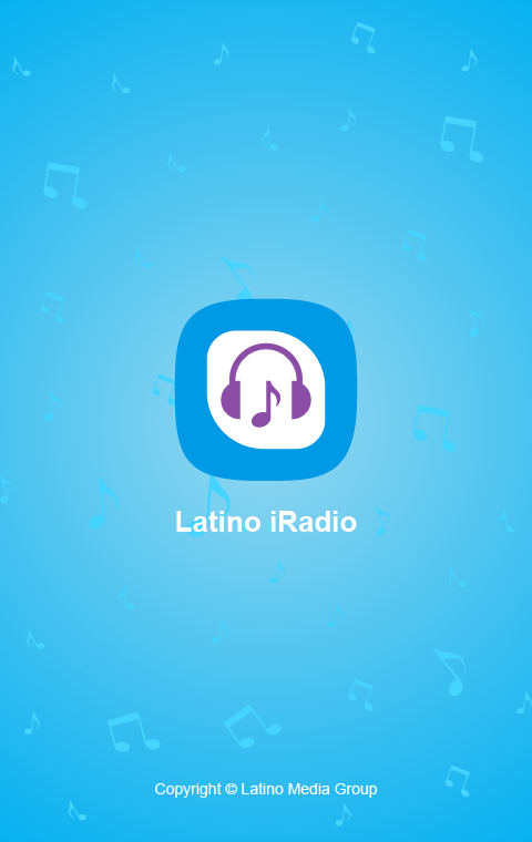 Latino iRadio- screenshot