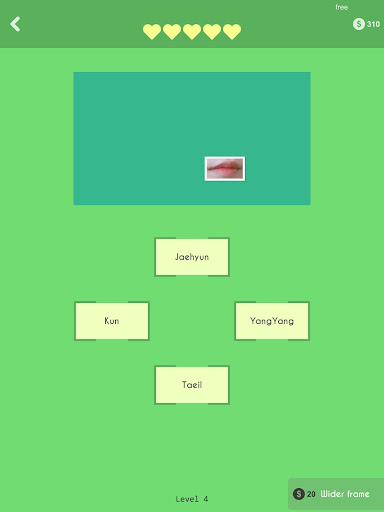 NCTzen - OT21 NCT game filehippodl screenshot 12