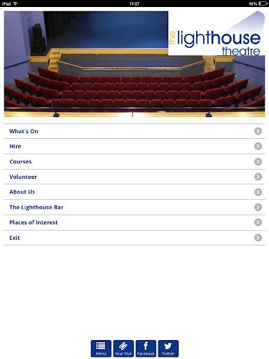 玩免費娛樂APP 下載The Lighthouse Theatre app不用錢 硬是要APP