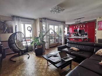 Appartement 3 pièces 72,38 m2