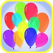 Bright Balloons Live Wallpaper