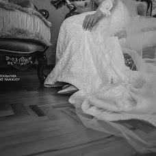 Wedding photographer Azamat Khanaliev (Hanaliev). Photo of 21.09.2017