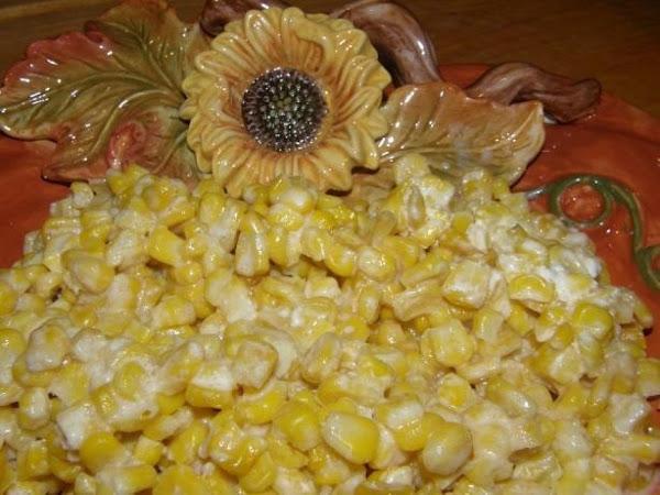 Crockpot Corn Recipe