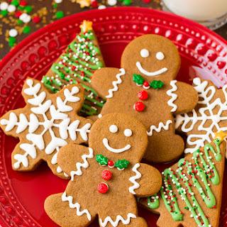 Gingerbread Cookies Baking Powder Recipes