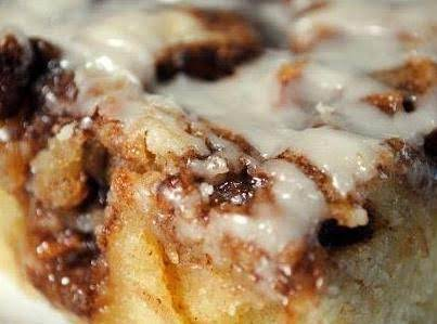 Oooey Gooey Cinnamon Swirl Cake Recipe