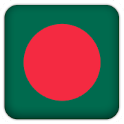 Selfie with Bangladesh flag
