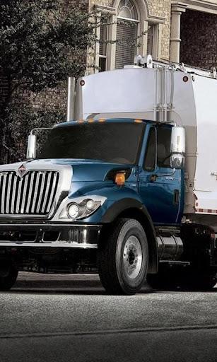 壁紙国際トラック