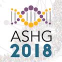 ASHG 2018 Annual Meeting icon