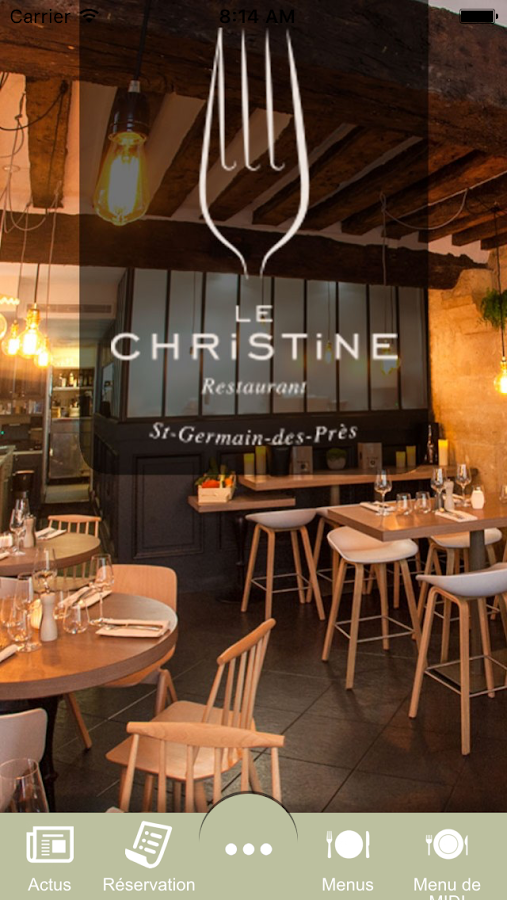 Le Christine- screenshot